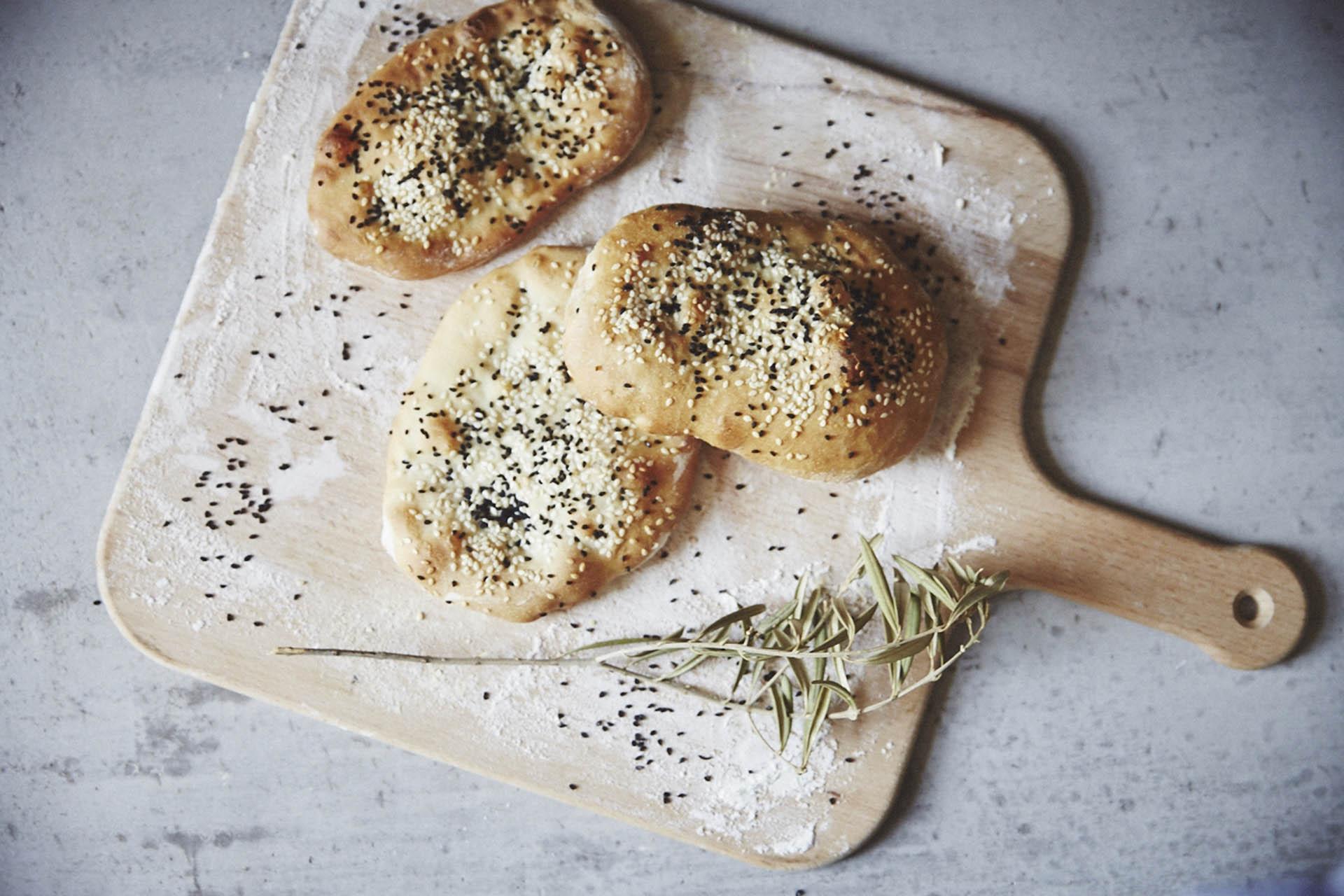 Pita Breads